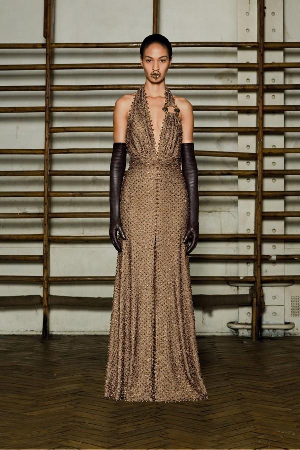 Givenchy - verão 2012 alta-costura (Foto: Imaxtree)
