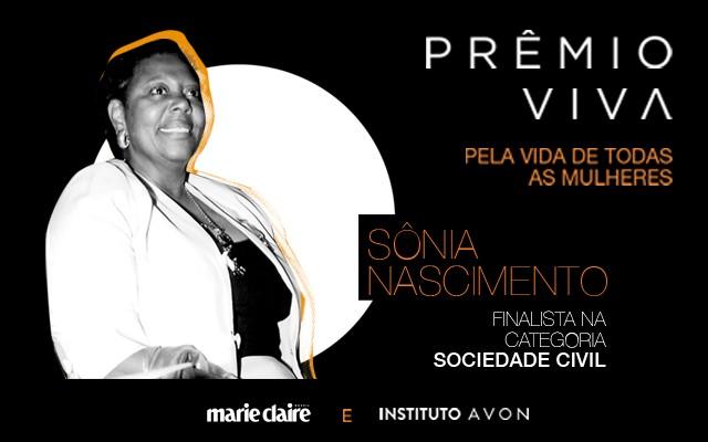 Sônia Nascimento (Foto: Silvana Martins)