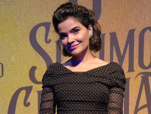 Vanessa Giacomo (Foto: Cesar Alves / Globo)