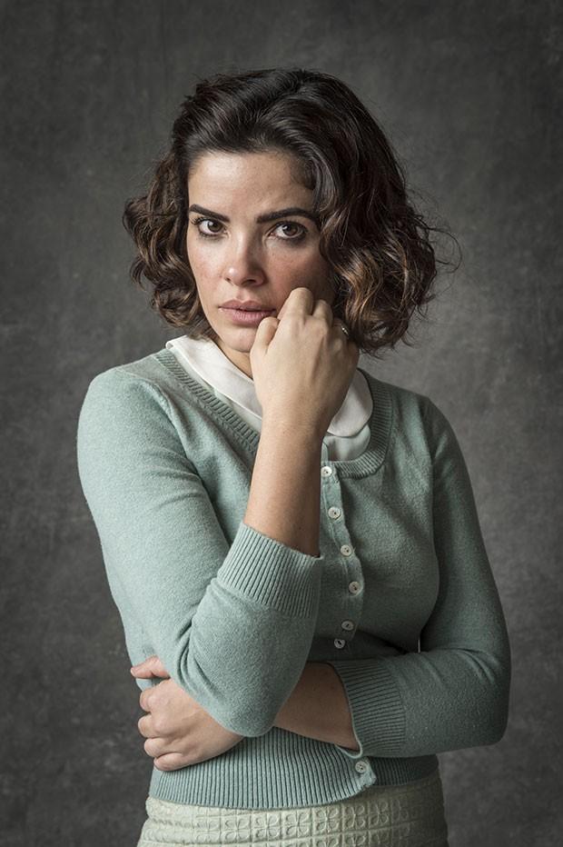 Vanessa Giacomo como Stella de O Sétimo Guardião (Foto: João Cotta/Globo)