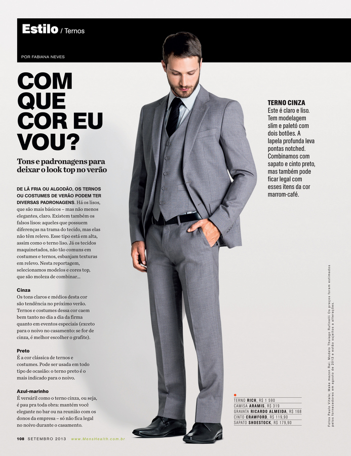 Thiago Rufinelli (Major Model Brasil) para Mens Health 001
