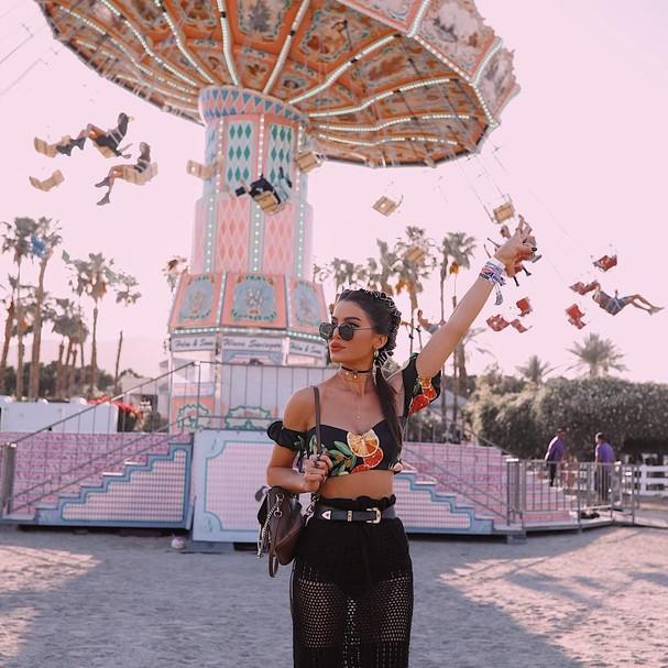 Coachella (Foto: Reprodução/Instagram)