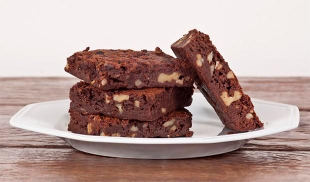 Aprenda a fazer um brownie de chocolate (Foto: Divulgação)