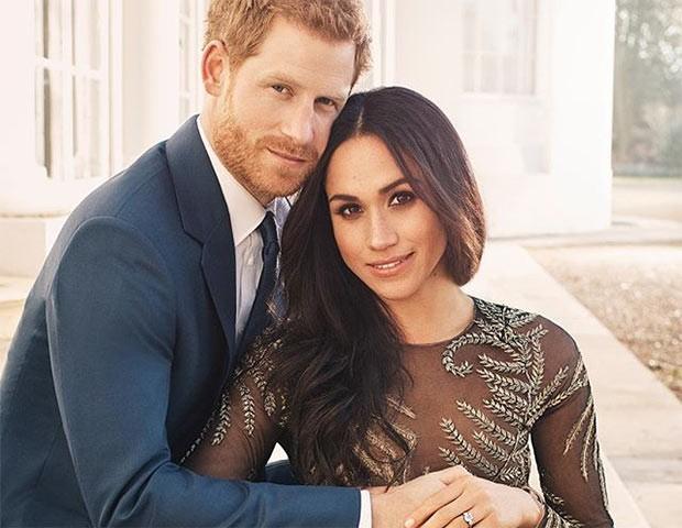Meghan Markle e o príncipe Harry (Foto: Instagram)