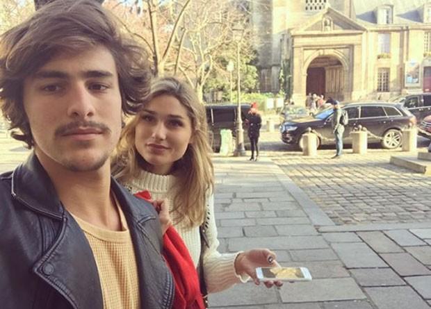 Sasha com o namorado, Bruno Montaleone (Foto: Reprodução/Instagram)