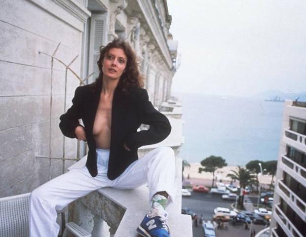 Susan Sarandon em 1978 (Foto: Reprodução Instagram)