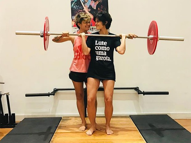 Nanda Costa e Lan Lahn (Foto: Reprodução/Instagram)
