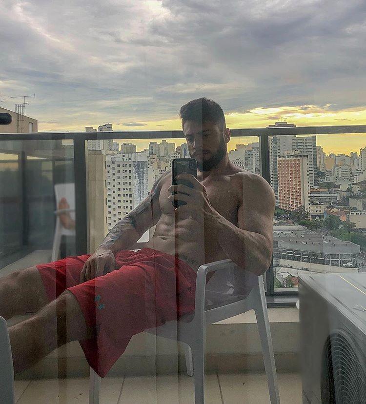 Rodrigo Godoy (Foto: Reprodução/Instagram)