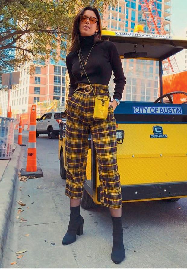 Camila Coutinho com calça Amaro (Foto: Getty Images, Imaxtree, divulgação e reprodução/Instagram)